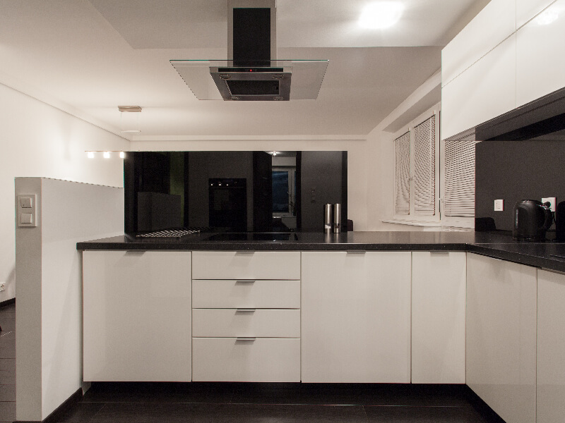 Kitchen Design For A Small Space - By HB Kitchens Liverpool