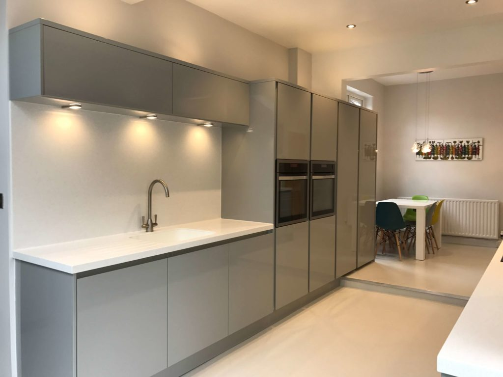 Built in kitchen
