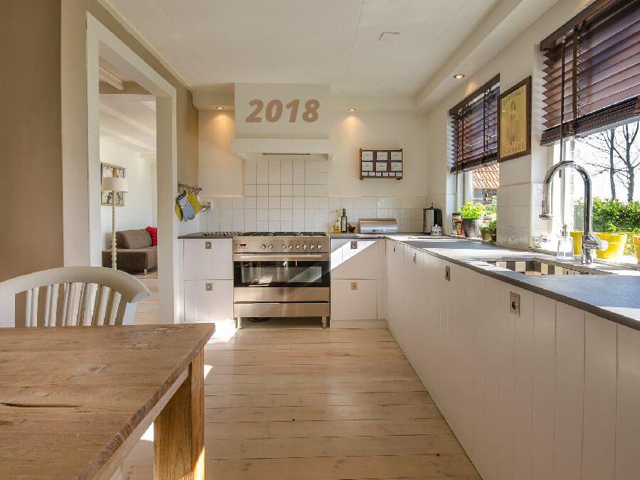 2018: New Year, New Kitchen