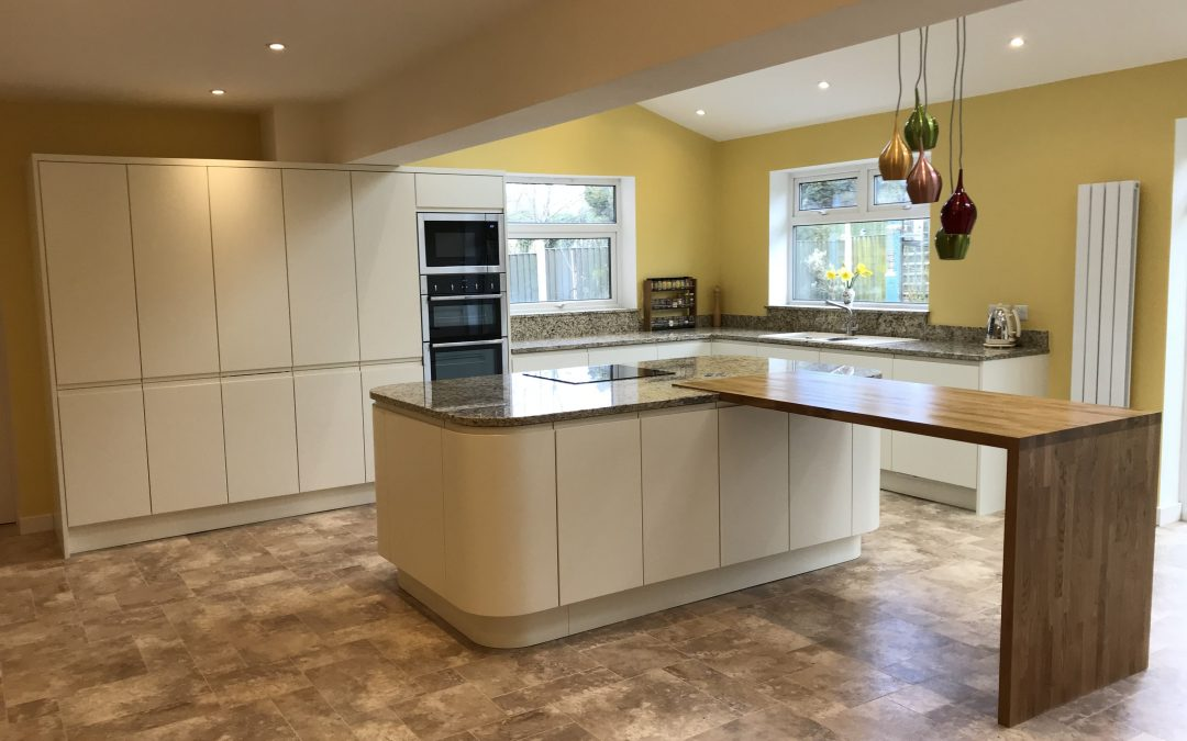 Feature Post: Completed Kitchen