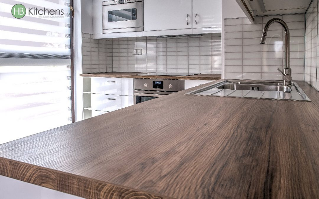 How to Maximise Kitchen Bench Space