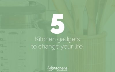 5 Kitchen Gadgets to Change Your Life