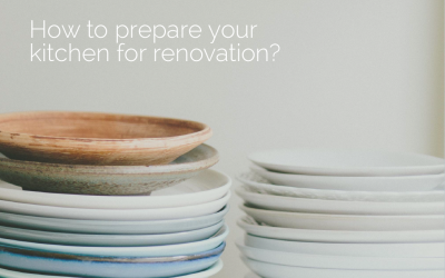 How to Prepare Your Kitchen for Renovation