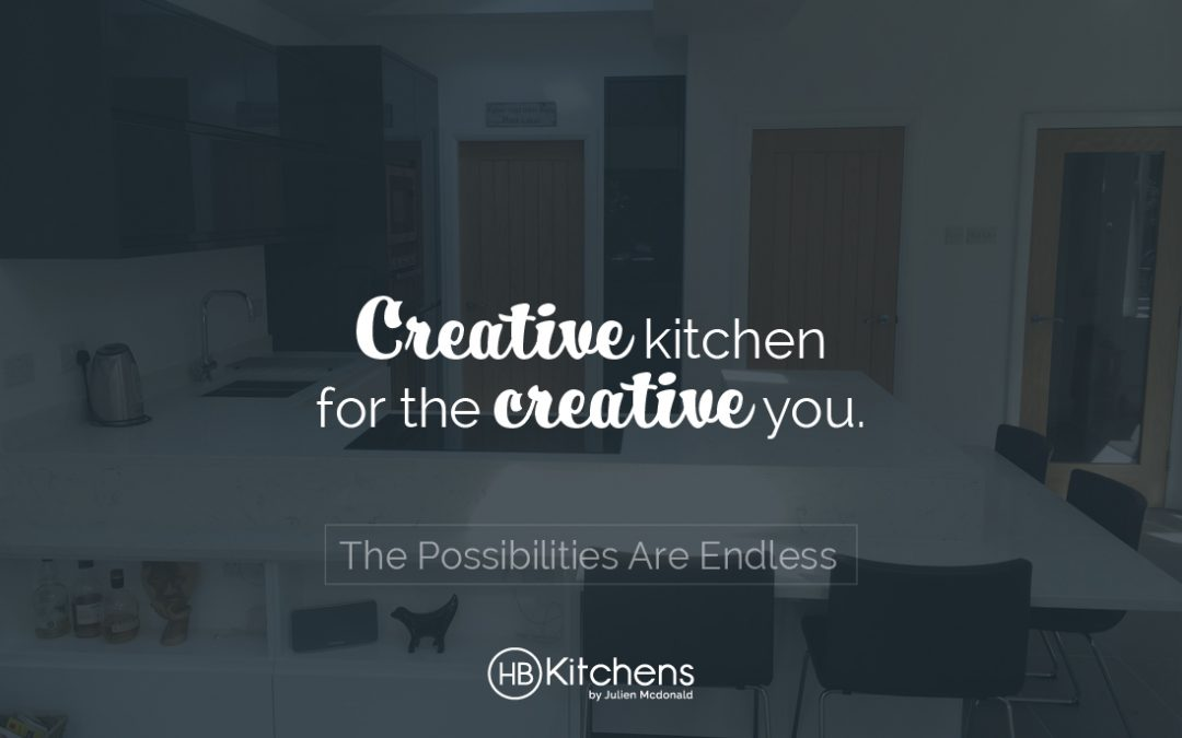 The Creative Kitchen for the Creative You in 2019