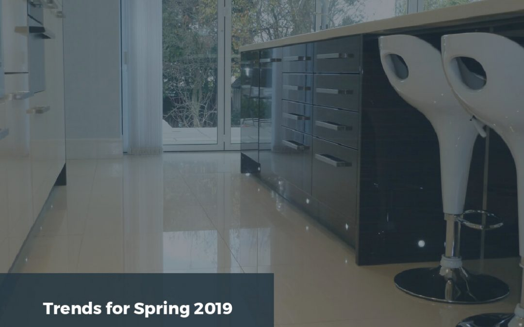 Essential Kitchen Trends for Spring 2019