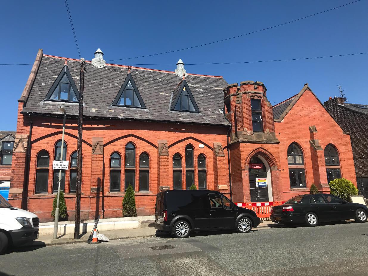 Church renovation - Trade Case Studies