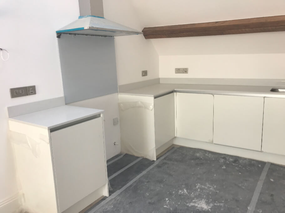 Kitchens for Trade - Church Renovation