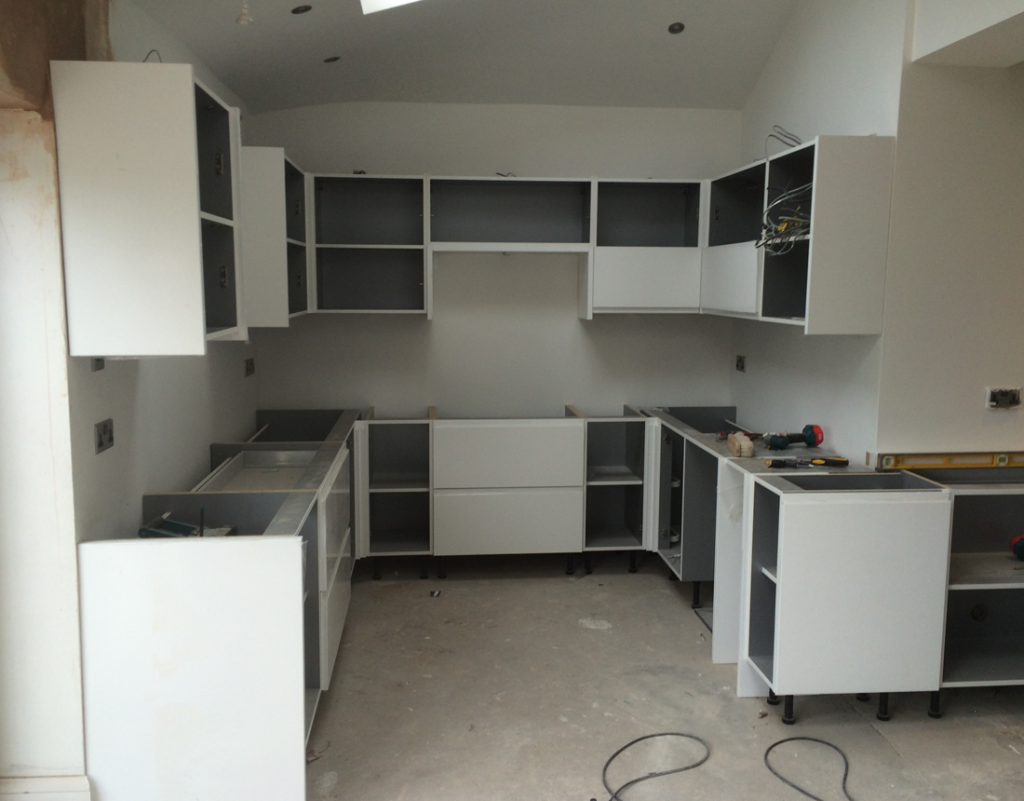 Units, drawers, & Doors